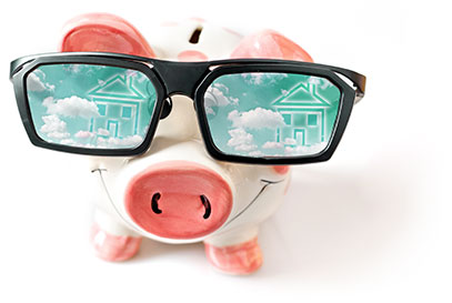 Pig | Saving Money | Buying a Home | Renting a Home